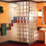 How To Install A Glass Block Shower Wall With Step Step Pictures