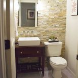 How To Install A Stone Wall In Your Home Blogger Home Projects We