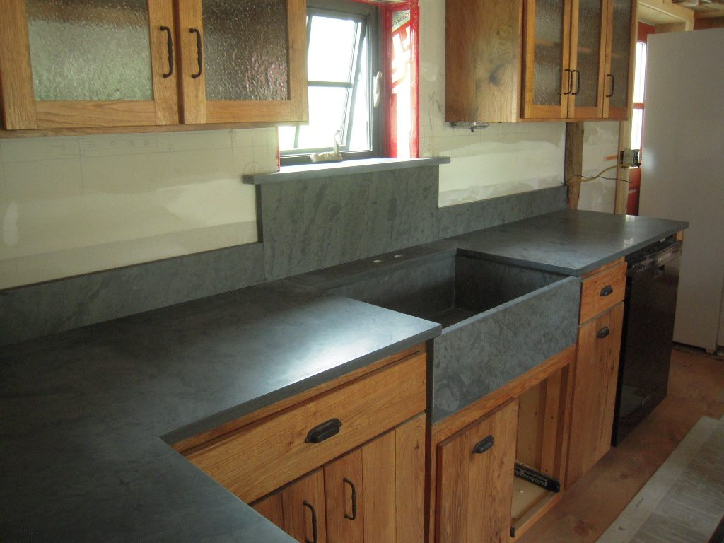 How To Seal Slate Countertops Home Design And Decor