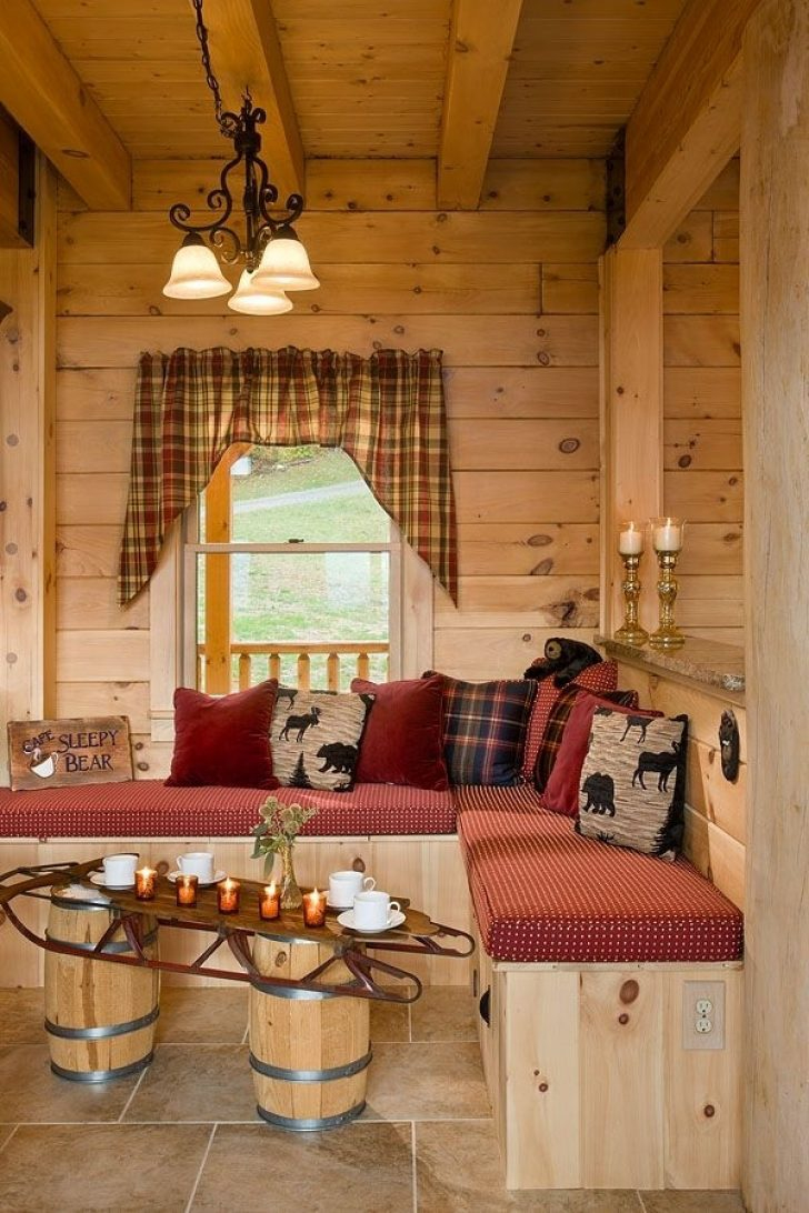 Image 13553 From Post Rustic Cabin Decorating Tips With Log Ideas