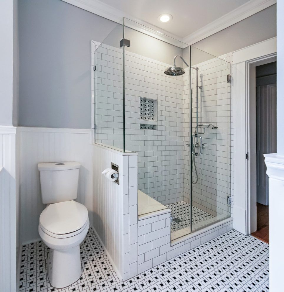 Image Result For Half Glass Wall Shower Home Addition Pinterest