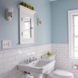 Implausible Subway Tile Small Bathroom Imposible Amazing Design