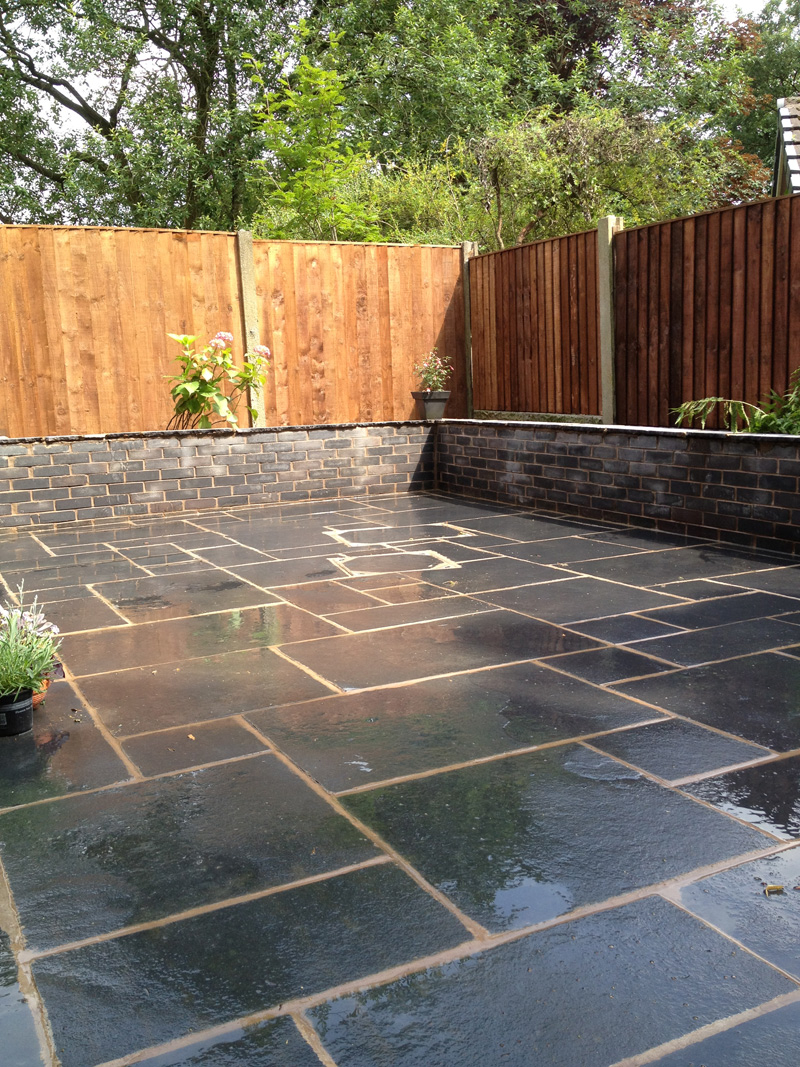 Indian Sandstone Paving Design Your Sand Stone Patio Leigh