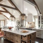 Rustic Open Kitchen