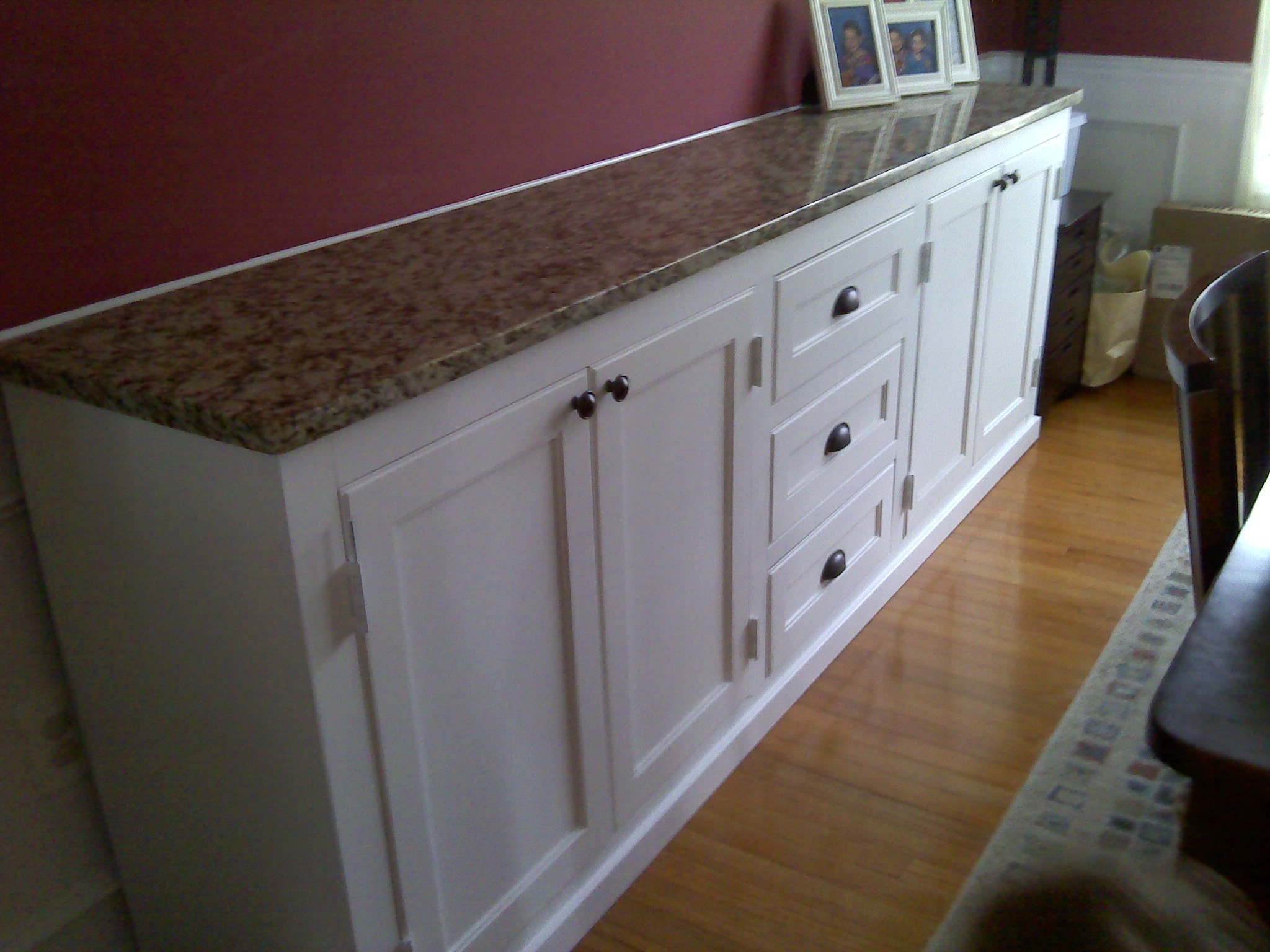Inspirations White Dining Room Buffet Sideboards Buffets Dining Room Layjao