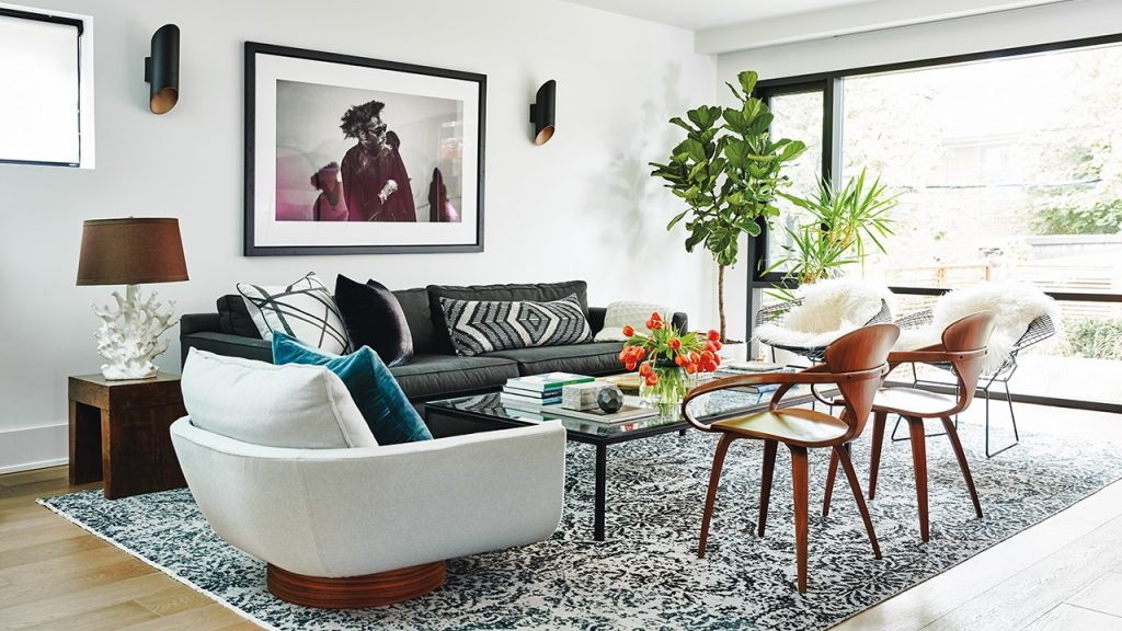 Interior Design How To Warm Up A Modern Home