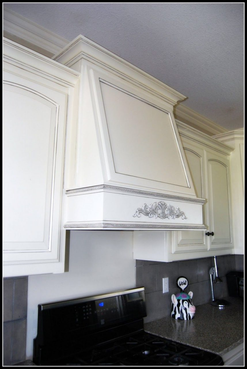 Kcfauxdesign Diy Decorative Hood Range Vent Hood Pinterest
