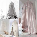 Mosquito Net Bed Canopies for Kids