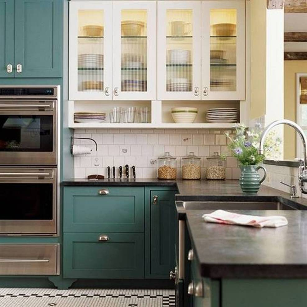Kitchen Cabinets Color Dream House Design