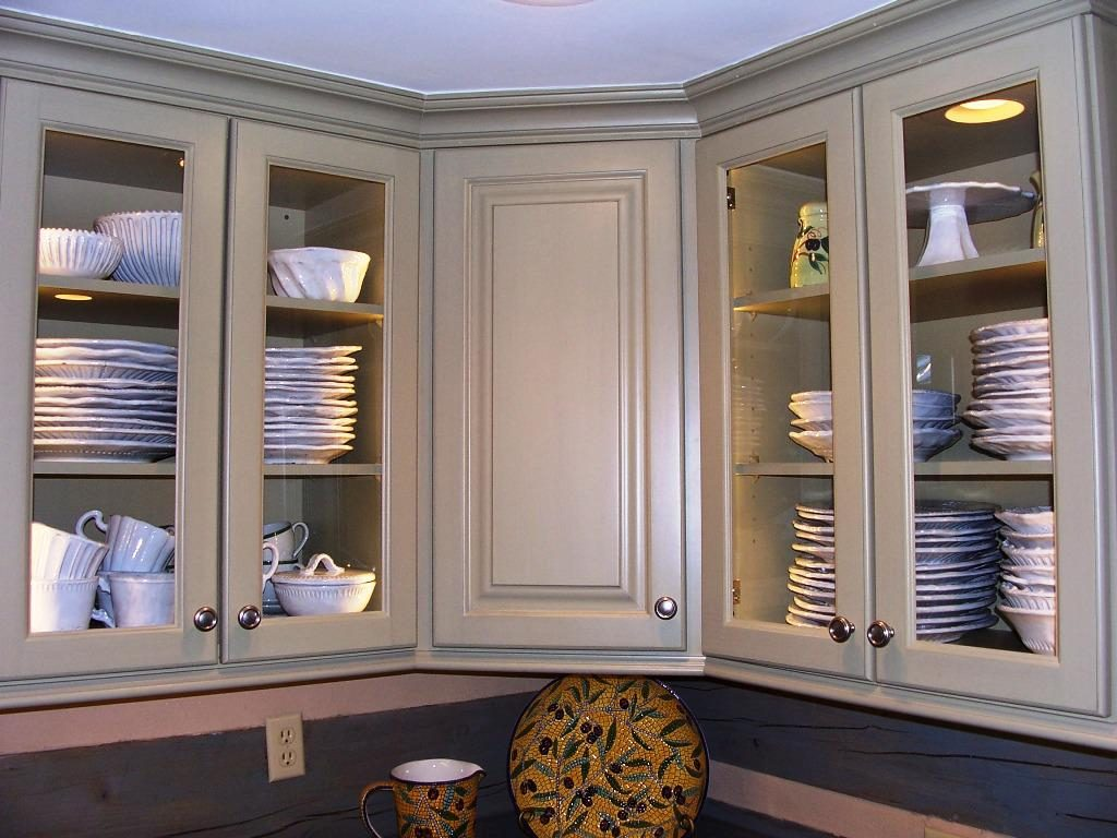 Kitchen Cabinets Glass Doors Best Kitchen Cabinet Doors Three