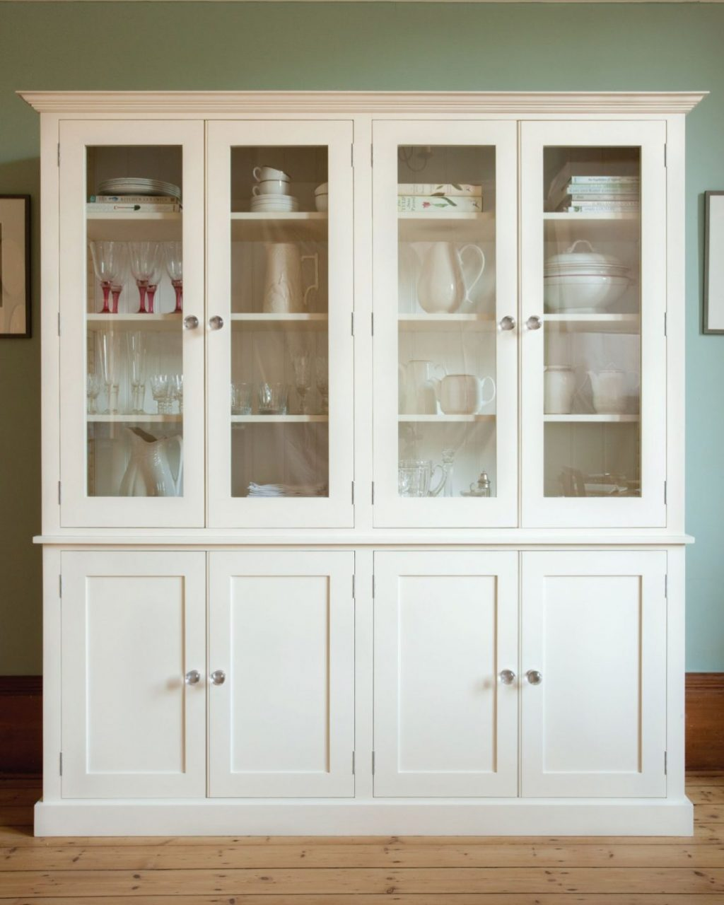 Kitchen Design Awesome White Finish Free Standing Cabinets Cabinet