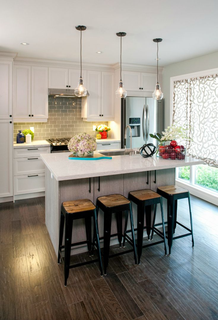 Kitchen Design Cool Modern Rustic Kitchens Small White Designs For