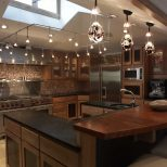 Kitchen Design Pendant Lights Over Bar Amusing 94 In Ceiling Fan
