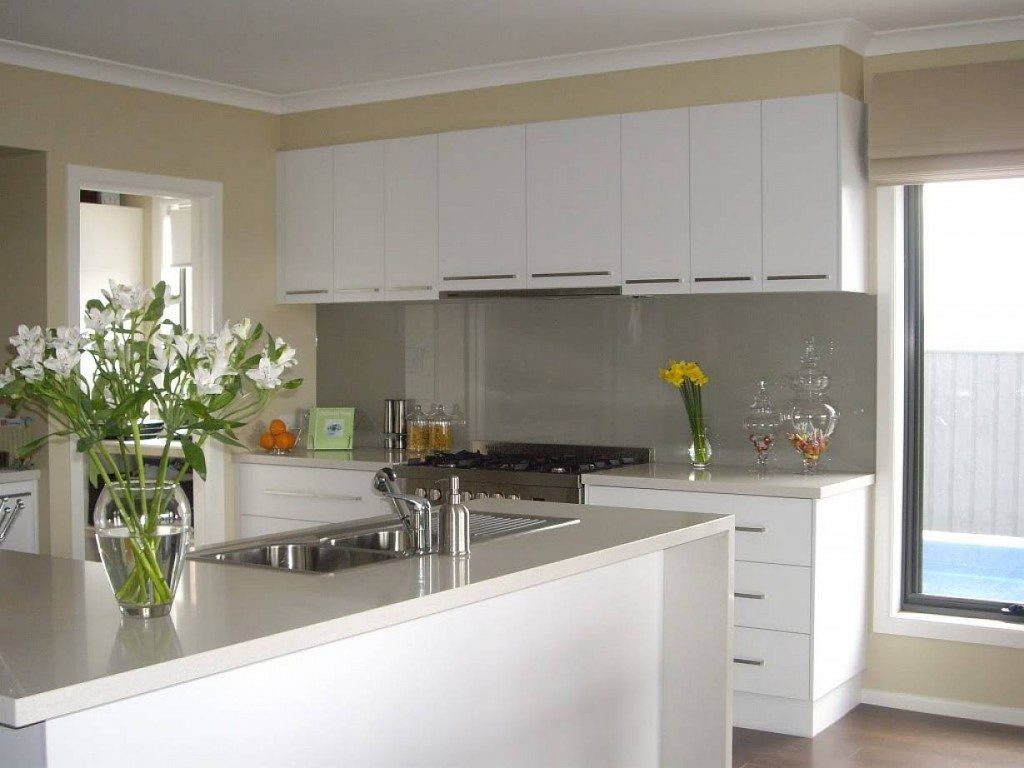 Kitchen Small Kitchen Paint Colors With White Cabinets White