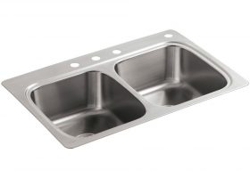 Kohler Stainless Steel Kitchen Sink