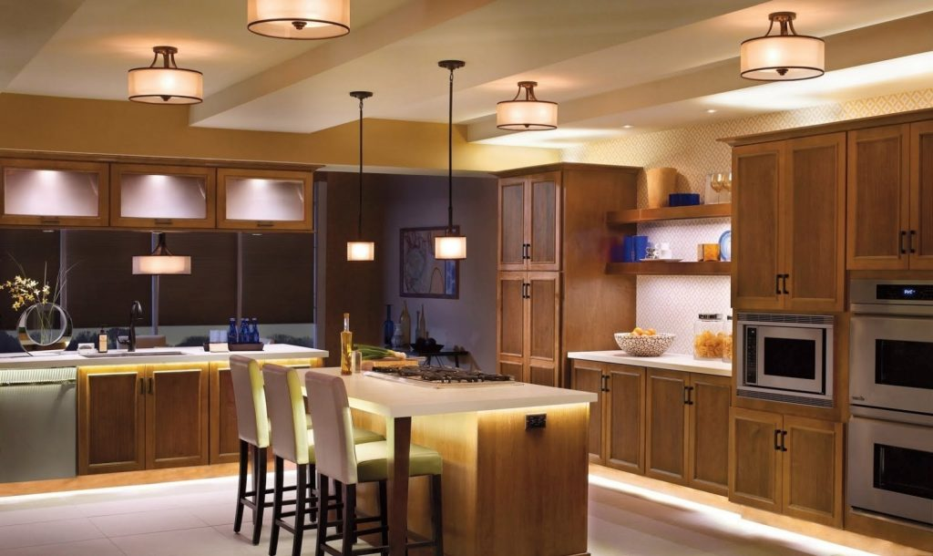 Lamps Led Kitchen Ceiling Lights Homebase Kitchen Lighting Ideas