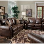 Lane Furniture Leather Living Room