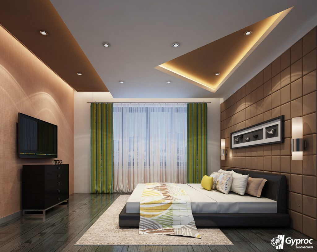 Latest False Ceiling Designs Gypsum For Dining Room Simple For