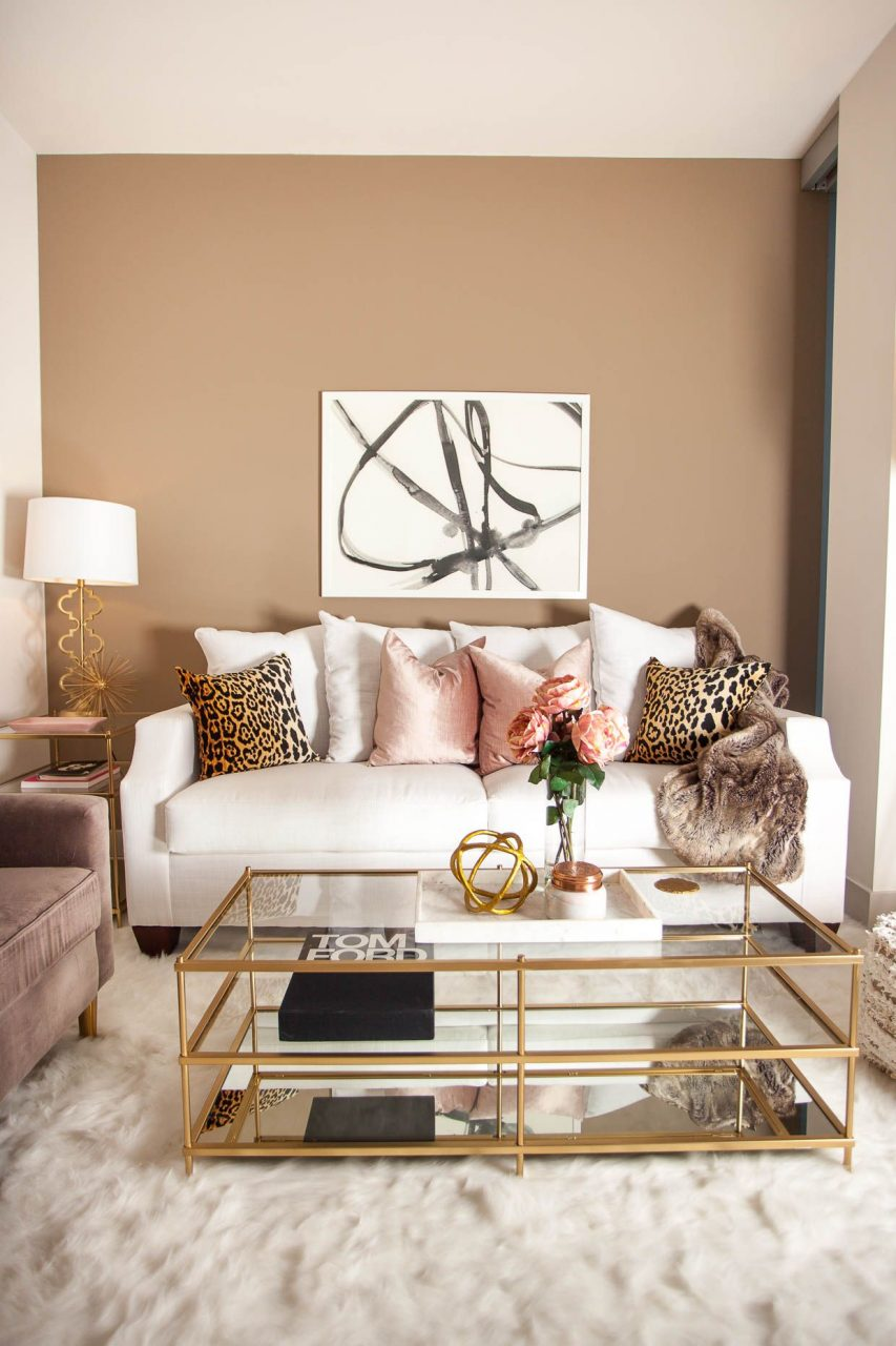 Le Living Room With Laurel Wolf Home Decor Pinterest Glam