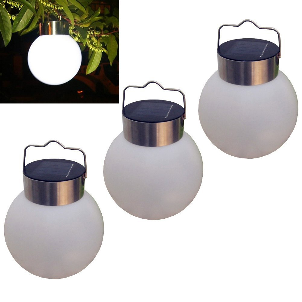 Led Solar Hanging Light Outdoor Garden Decoration Lantern Best