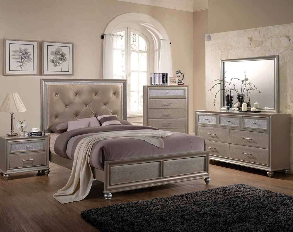Lila Bedroom Collection American Freight