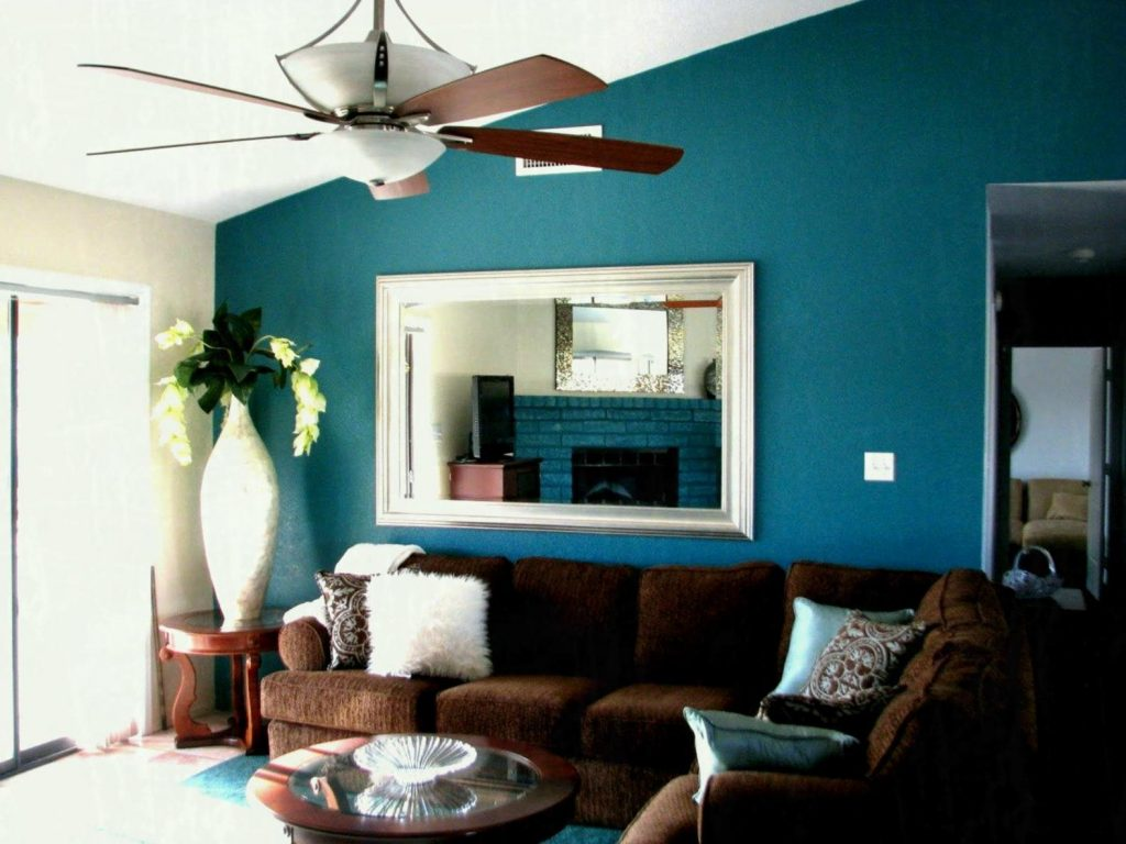 Living Room Colors 2018 Blue Living Room Curtains Design