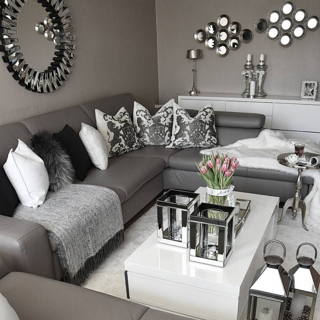 Living Room Grey And Silver Living Room Ideas Controllerskin