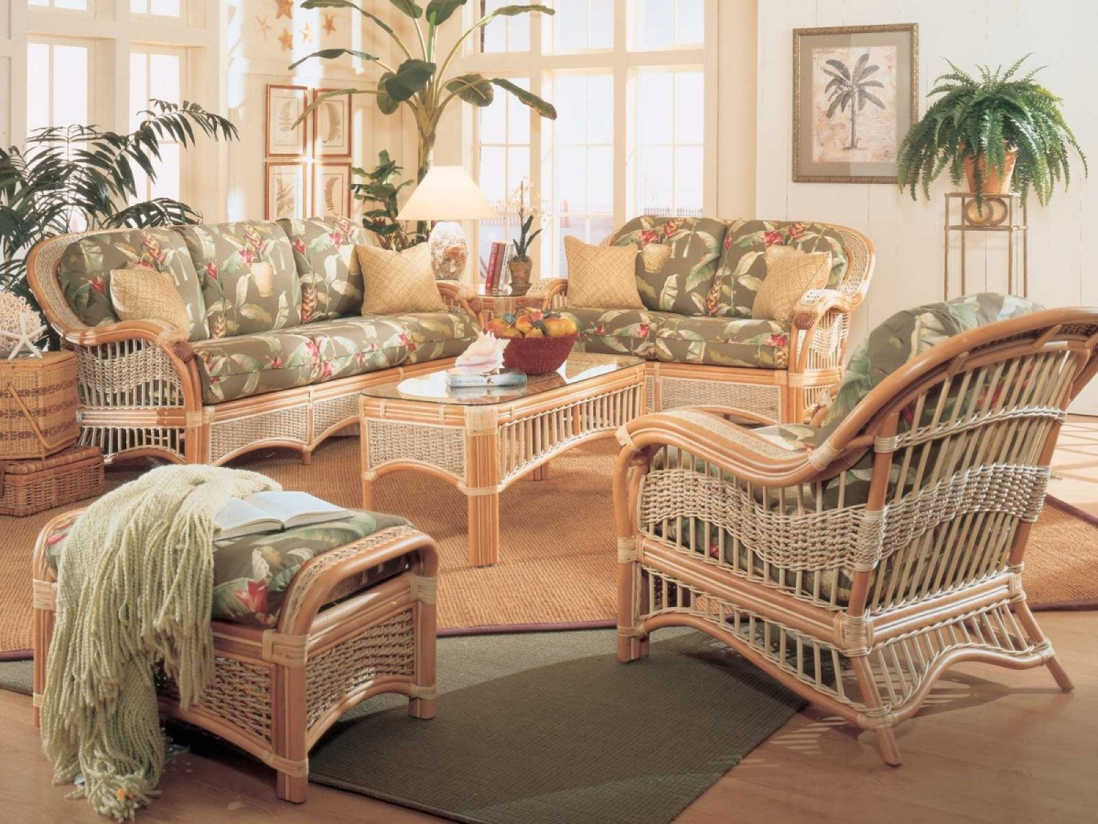 Living Room Wicker Furniture Rattan Furniture Living Room