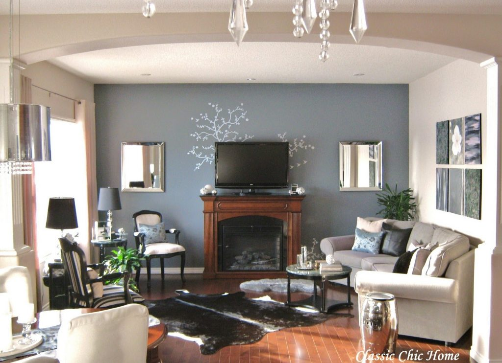 Living Room With Fireplace Design Ideas Fireplace Design Ideas