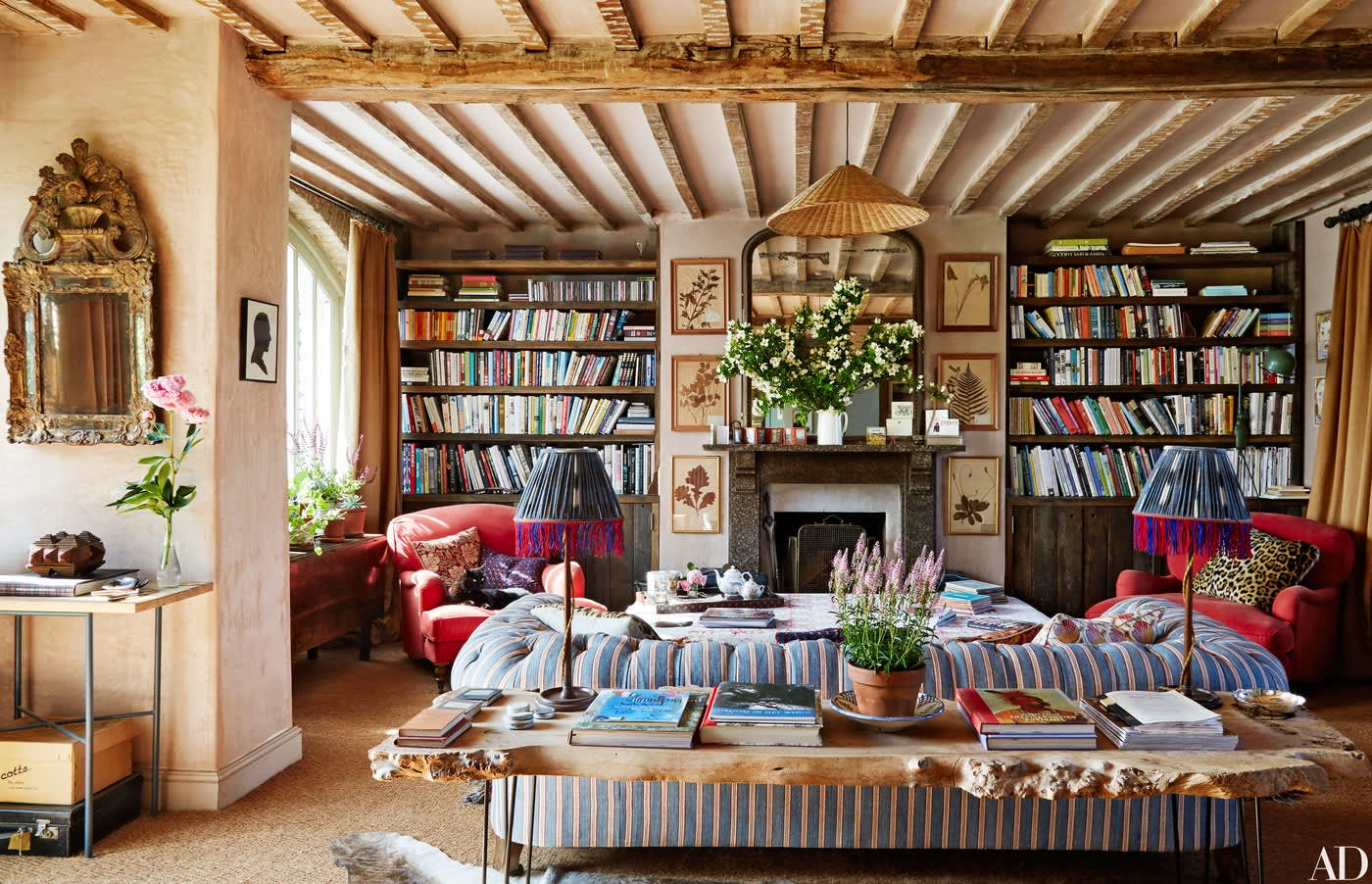 Look We Love How To Create Cozy English Cottage Style Apartment