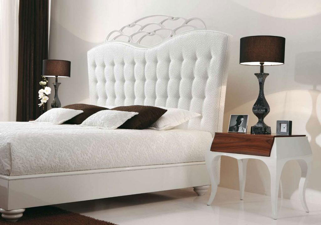 Luxury Bed Furniture White Bedroom Furniture Sets Beautiful White