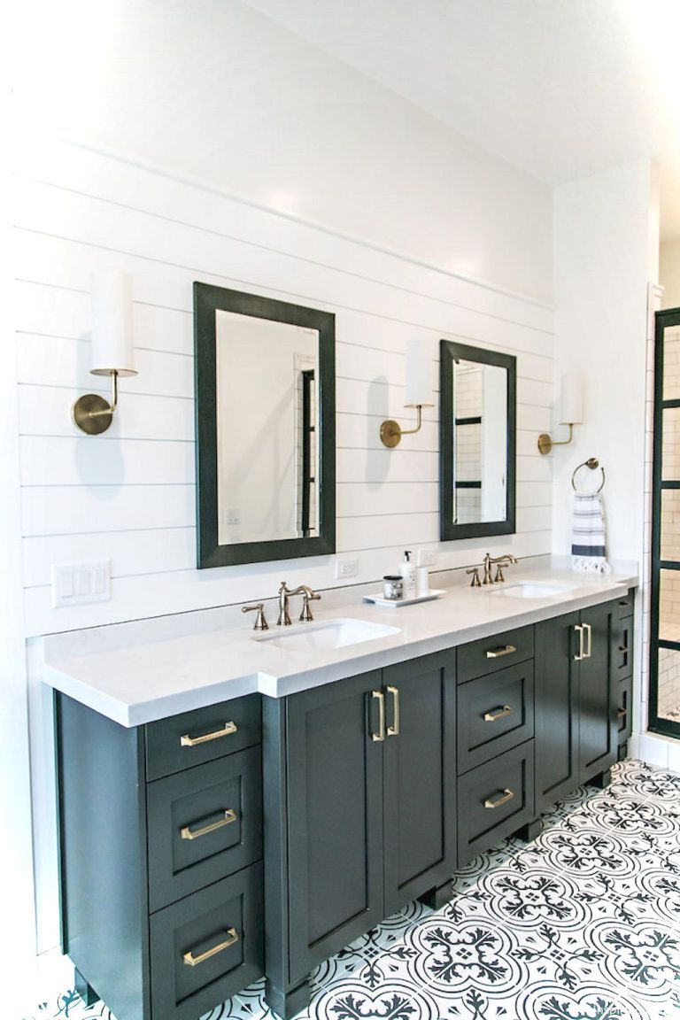 Luxury Black And White Bathroom Ideas 81 Home Reno Bathroom