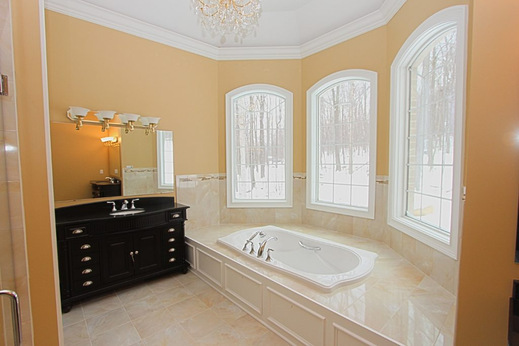 Luxury Master Bathroom Suites Costa Custom Homebuilders