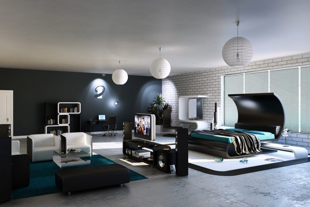 Luxury Modern Master Bedroom Ujecdent