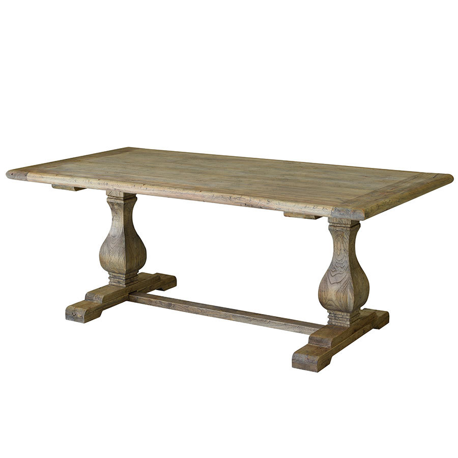 Maison Reclaimed Elm Dining Table