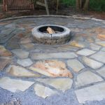 DIY Stone Patio