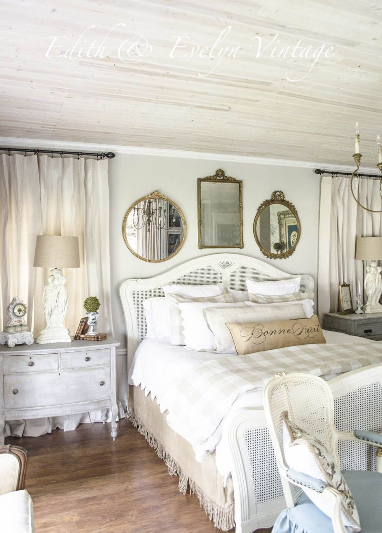 Master Bedroom Ideas Rustic Romantic Country New Transformation