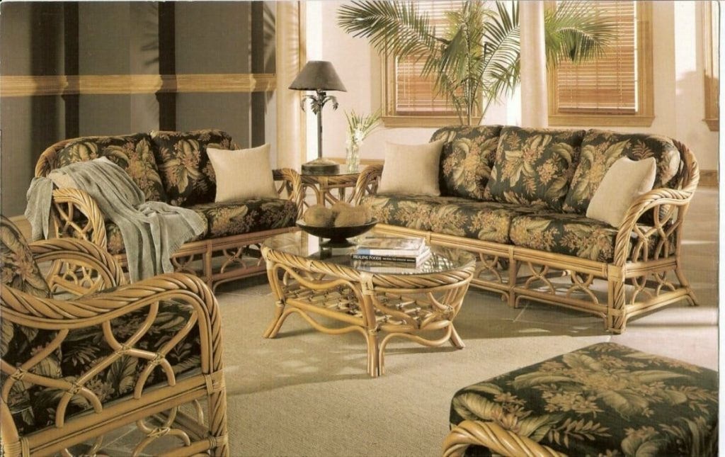 Maui Twist Rattan Furniture Kozy Kingdom