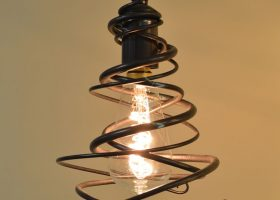 Wrought Iron Pendant Lighting