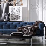 Modern Chic Glam Living Room Luxe Style Home Decor Glam Decor In
