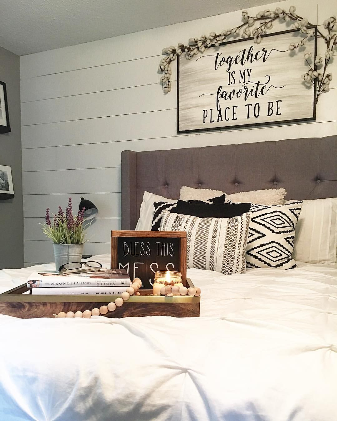 Modern Farmhouse Style Decorating Ideas On A Budget 16 In 2019