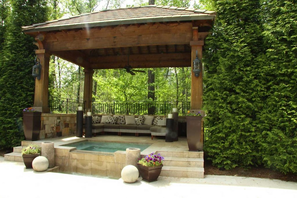 Modern Gazebo Design Ideas Honey Do List Gazebo Backyard