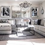 Modern Glam Living Room Decor