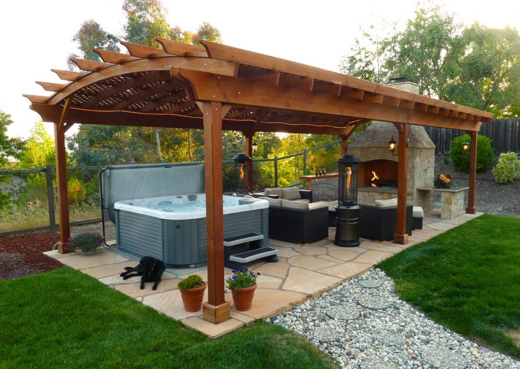 Modern Pergola Design Ideas Modern Gazebo Design To Create With