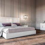 Modern White Bedroom Set