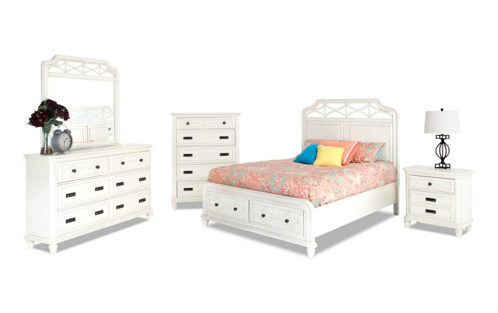 Mystic Bay Bedroom Set Bobs