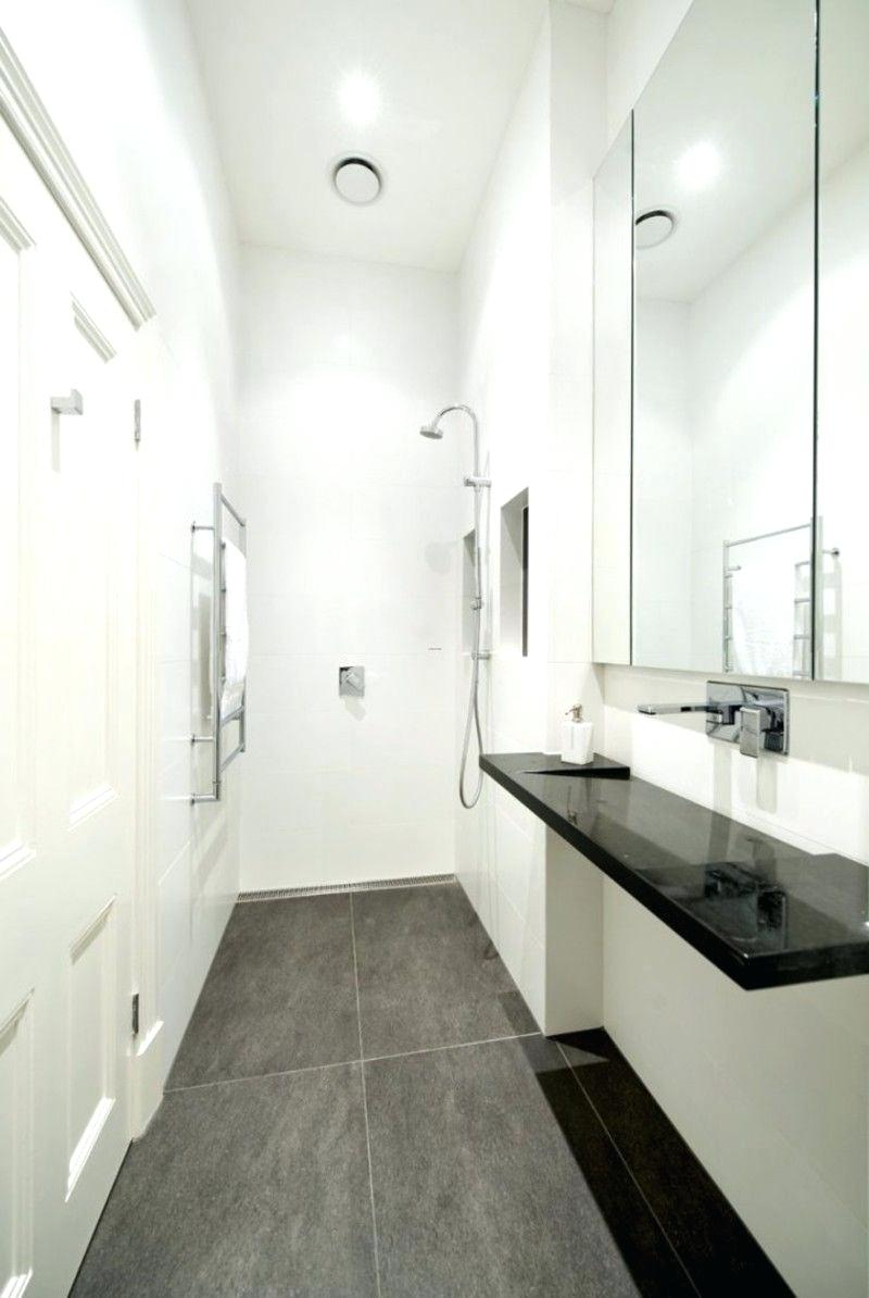 Narrow Bathroom Designs Small Narrow Bathroom Layouts With Shower