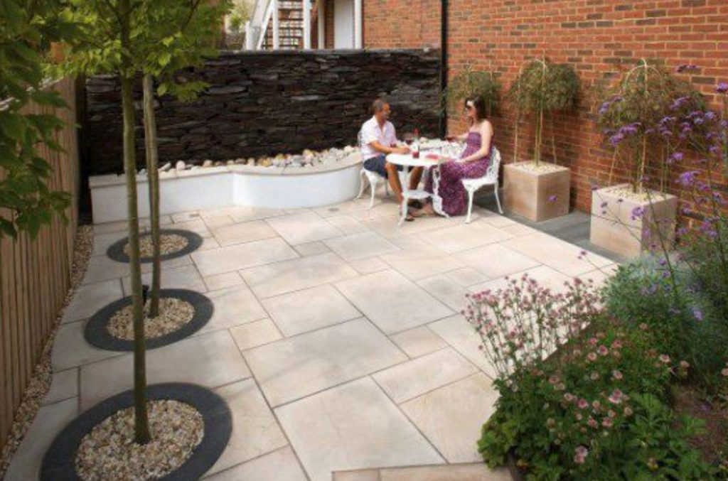 Natural Stone For Your Landscape Design And Patio May Never Be The