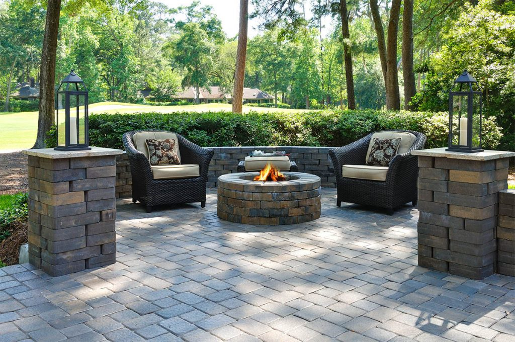 New Paver Patio Designs Meaningful Use Home Designs