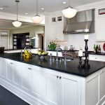Black Slate Kitchen Countertops
